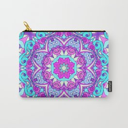 Drawing Floral Doodle G5 Carry-All Pouch