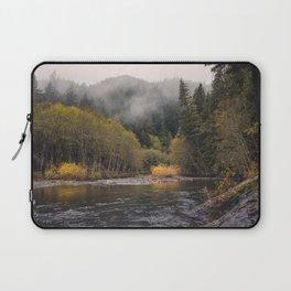 Salmon River I Laptop Sleeve