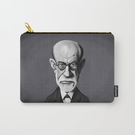 Sigmund Freud Carry-All Pouch