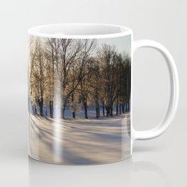 Winter sun Coffee Mug