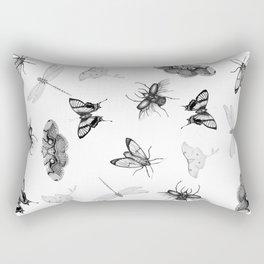 Entomologist Dreams Rectangular Pillow