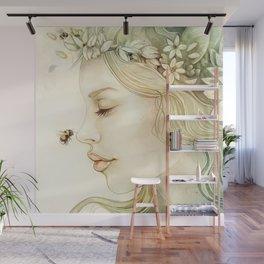 Teresa Wall Mural