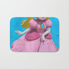 The Pink Princess Bath Mat