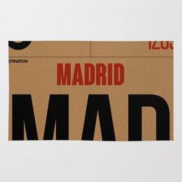 MAD Madrid Luggage Tag 2 Rug