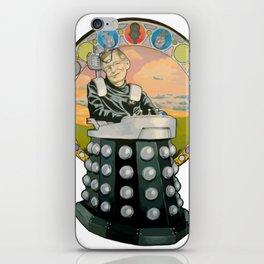 Stephen Hawking Dalek iPhone Skin