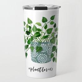 Plantlovers Travel Mug
