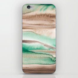 Abstract Painting 5 iPhone Skin