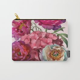 Flower garden V Carry-All Pouch