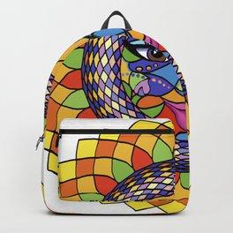 Tuscan Sunshine Girl Backpack