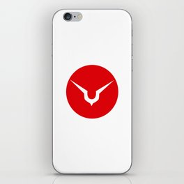 Code Geass   Justice will prevail (logo version) iPhone Skin