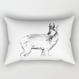 Pronghorn Rectangular Pillow
