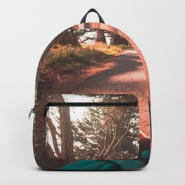 Chilling in The Tree Tunnel Backpack