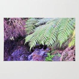 Hunua Falls2, NZ Rug