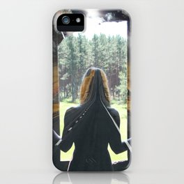Road to Anywhere iPhone Case