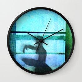 Ecole de danse Wall Clock