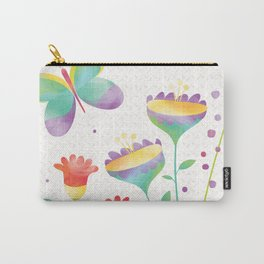 Home in the Summertime Carry-All Pouch