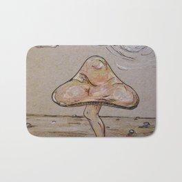Mushroom Leg Bath Mat