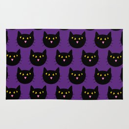 Halloween Kitties Rug
