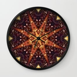 The Star Wall Clock