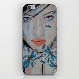 Libelle iPhone Skin