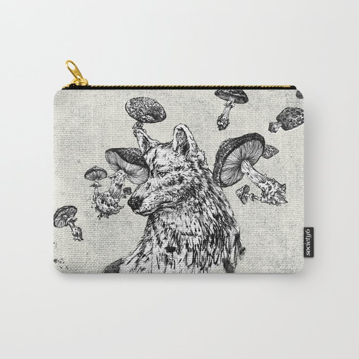 WolfMash Carry-All Pouch