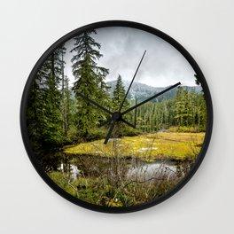 No Man's Land Wall Clock