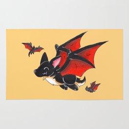 Corgipire Bat Rug