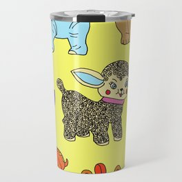 squeeze me Travel Mug
