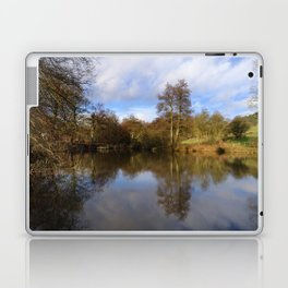 Lumsdale pool Laptop & iPad Skin