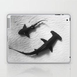Shark Yin Yang Laptop & iPad Skin