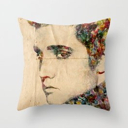 Elvis - Let's Have A Party Throw Pillow