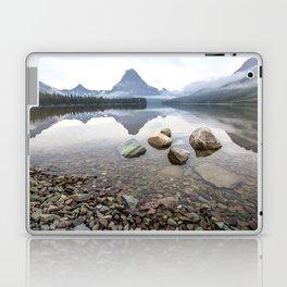 Rocky Lake Mountains Laptop & iPad Skin