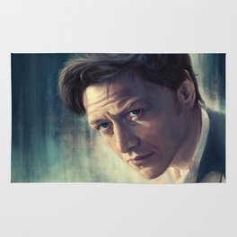 The Coffee Stain - James McAvoy Rug