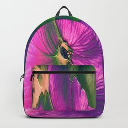 Wallflower Abstract Backpack