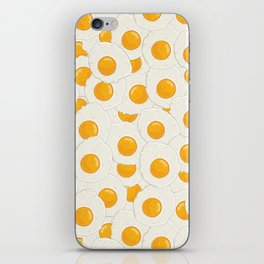 Extra eggs iPhone Skin