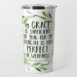 Perfect Grace Travel Mug