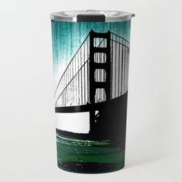 Blacken Gate-San Francisco Travel Mug
