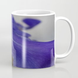 zebra iris 'tongue' Coffee Mug