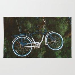 Bicycle Tree Rug