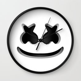 Marshmello - Helmet Wall Clock