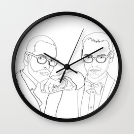 Viktor&Rolf Wall Clock