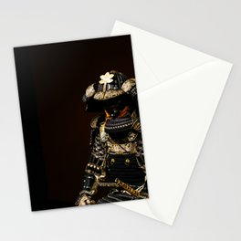 Samurai Armor Stationery Cards