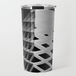 BnW Architecture Travel Mug