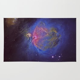 The Great Orion Nebula Rug