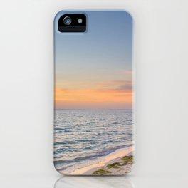 Golden Anna Maria iPhone Case