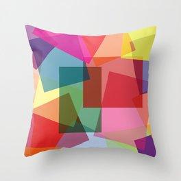 See-Through Throw Pillow