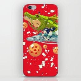 Dragons iPhone Skin