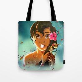 MAYBE MOANA Tote Bag