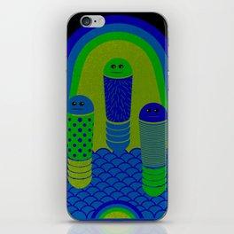 Burp Basket iPhone Skin