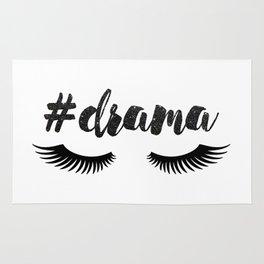 #Drama | Lashes Rug